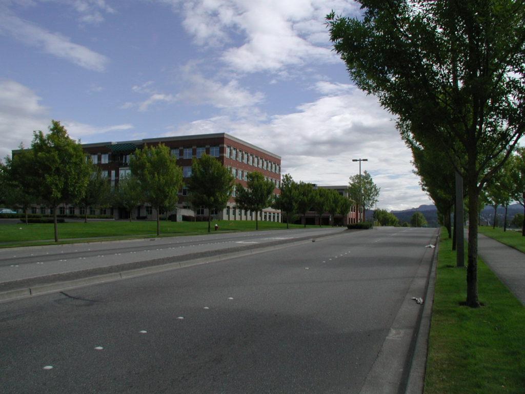 Woburn Street - Bellingham, Washington